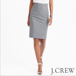 +J. C R E W+ Pencil Skirt